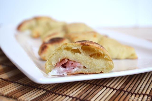 » Cornetti di patate Ricette di Misya - Ricetta Cornetti di patate di Misya