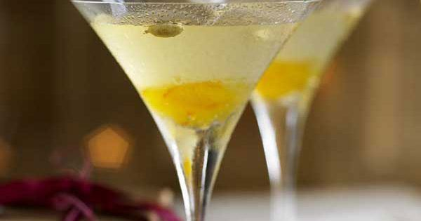 Martinis are one of our favourite mixed alcoholic drinks. We've added marmalade and lemon juice to this cocktail recipe for for an extra kick of flavour. Enjoy!