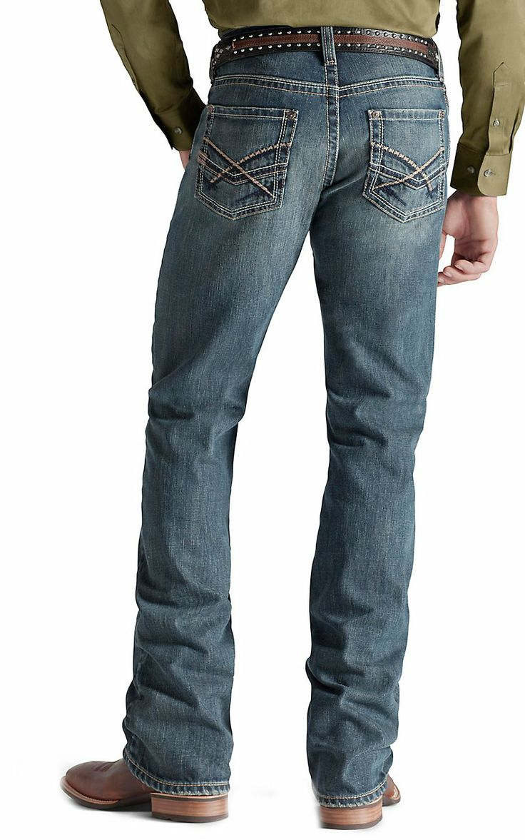 Ariat M5 Arrowhead Straight Leg Jeans Legs Jeans And