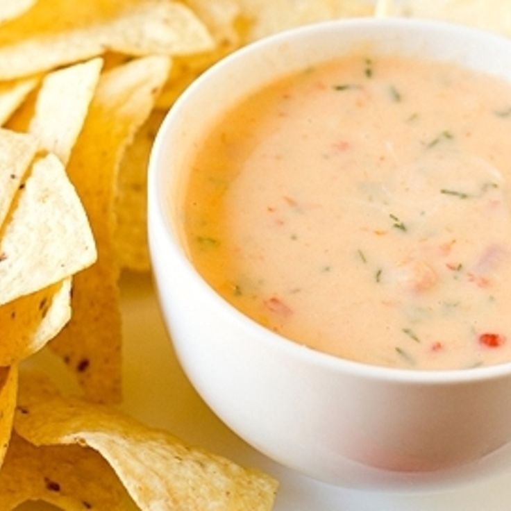 No-Velveeta Chili con Queso Recipe | Just A Pinch Recipes