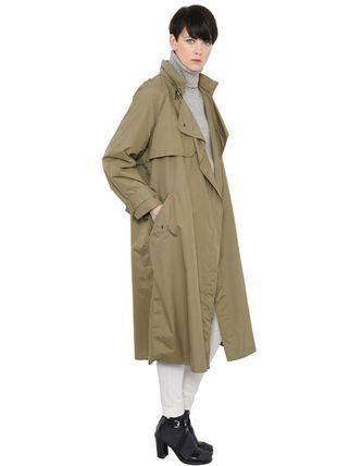 Isabel Marant コート イザベルマラン 人気 オーバーサイズ ナイロン トレンチコート