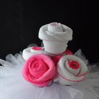 You have to see Washcloth Round Lollipop Video by Topsy Turvy!