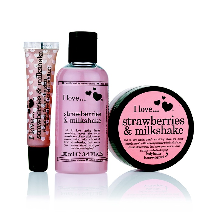 I Love...: Miniatures Collection to use while taking a hot bath and afterwards to moisturise my winter skin.