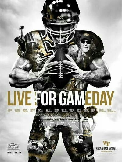 Live for Gameday graphic