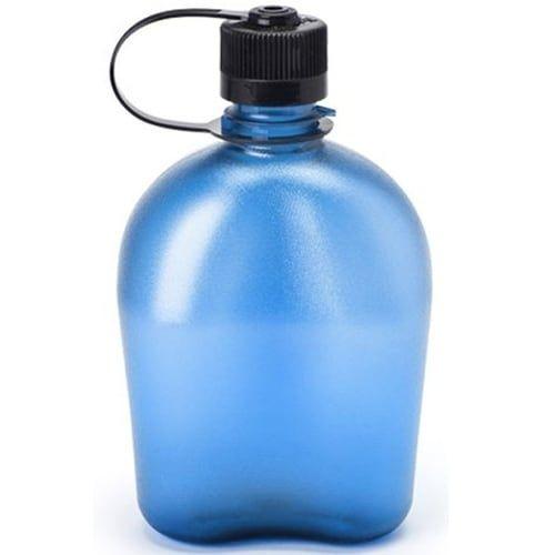Nalgene Tritan Oasis 32 oz. Water Canteen - Blue (Plastic)