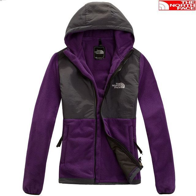 The North Face Denali Hoodie Jacket Women Purple [North Face Outlet 1874] - $69.99 : Woolrich outlet,Moncler outlet,Parajumpers outlet,Ralph lauren outlet,North Face outlet,G-star outlet,Abercrombie & Fitch outlet