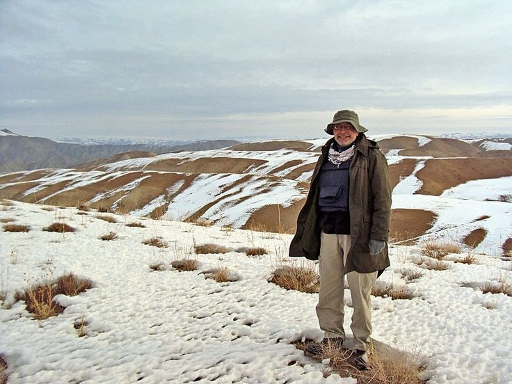 Paul Kanninen usually lives on the flat prairie of southwestern Minnesota. This winter, though, he's in the Hindu Kush mountains in Afghanistan, working to help rebuild that country's struggling agricultural sector.