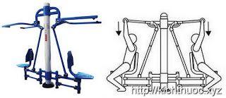 Máy tập kéo tay pull chairs