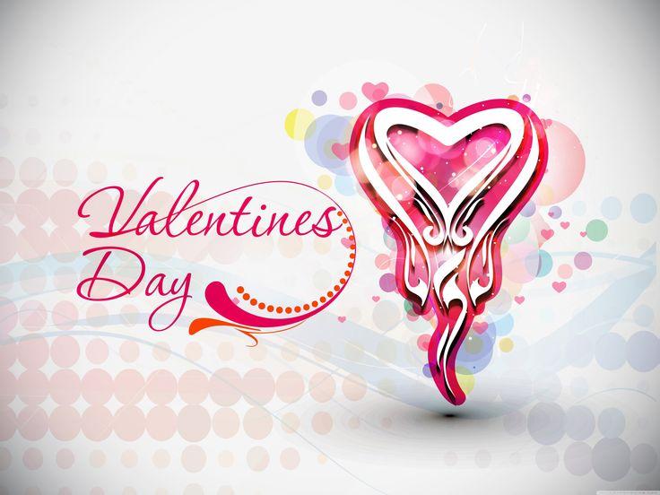 Valentines-HD-Heart-Wallpaper.jpg (4096×3072) | Greetings ...