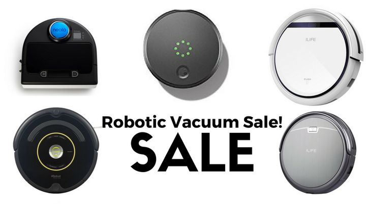 Robotic Vacuum Cleaners On Sale!!! - http://supersavingsman.com/amazon-post-13/