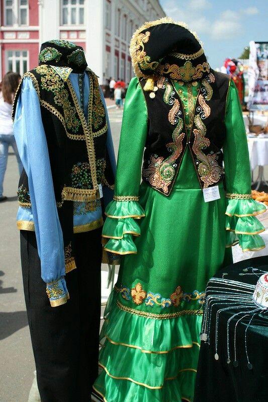 Костюмы татарского народа картинки фото