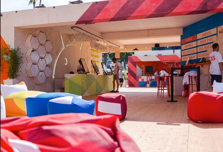 Google Beach Cannes