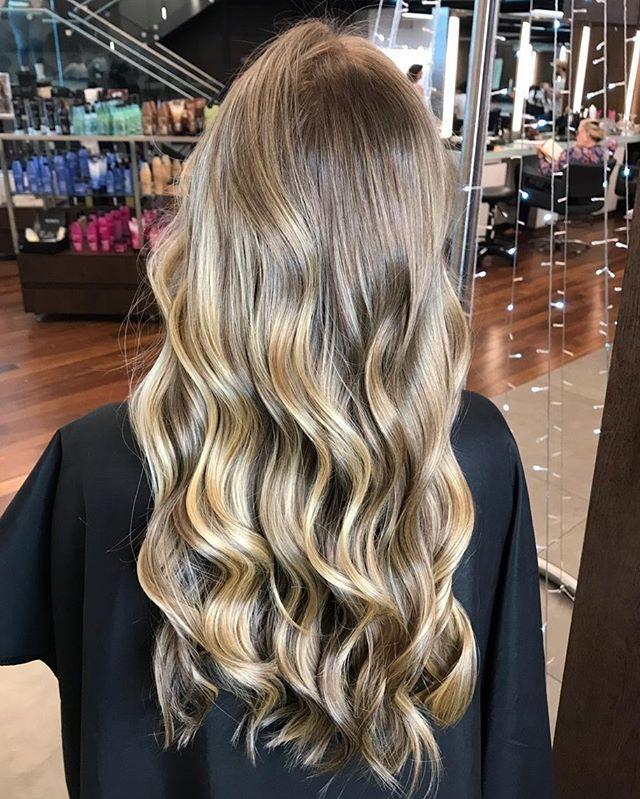 Mechas Gold Quer Cabelo Mais Lindo Hair By Zamariotti Com