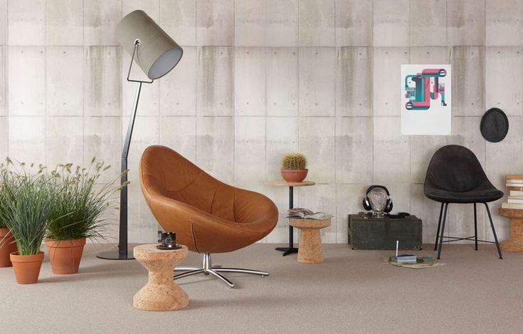 Label Hidde en Melle. De lamp is van Diesel. Kies de stoere kleuren en materialen voor kuip en onderstel in onze showroom. www.houtmerk.nl