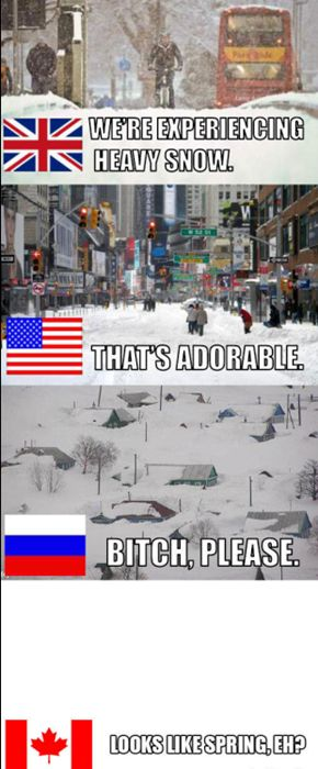 snow humor