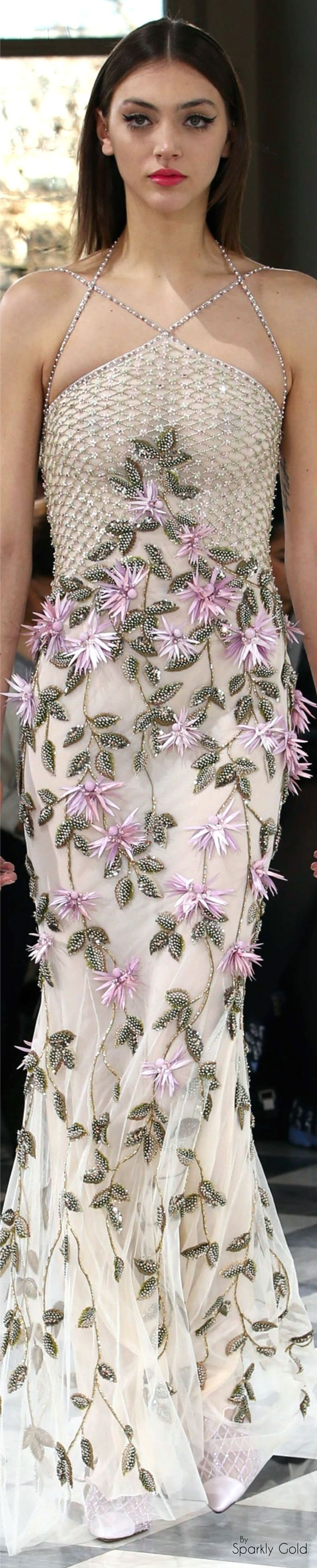 Georges Hobeika Spring 2016 Couture