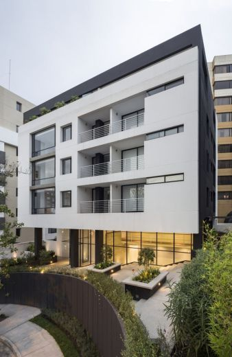 Best Modern Apartment Architecture Design 41
