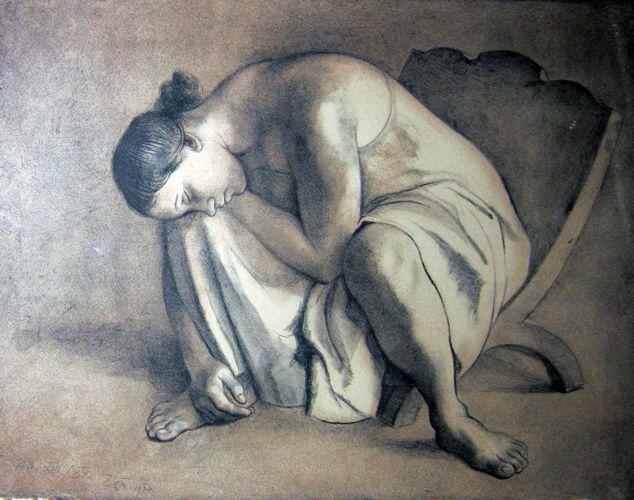 Музей рисунка - Francisco Zúñiga (1912–1998гг).