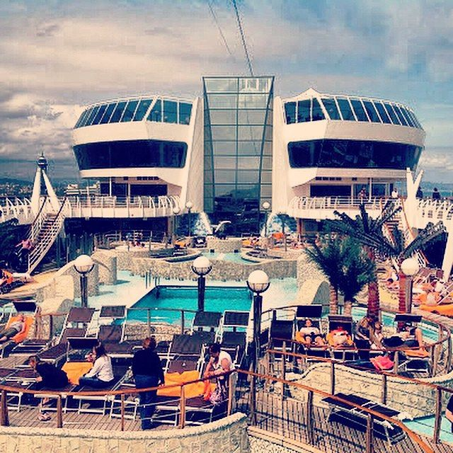 Eco-ship MSC Splendida carries you to the most desirable ...