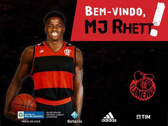 Flamengo anuncia a contratação de ala americano para o time de basquete
