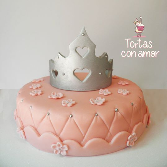 Torta de Pricesa Princess Cake