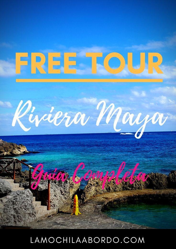 Riviera Maya La Mochila Abordo Blog De Viajes Rastreador De Vuelos Viajes En Mexico Isla De Cozumel Y Viajes
