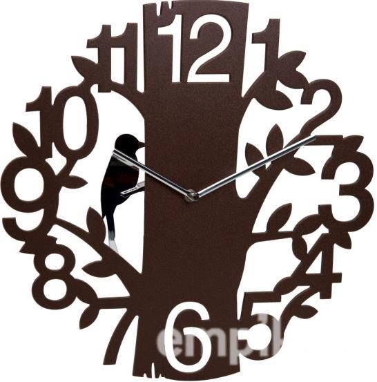17 best images about on pinterest clock - Reloj de pared moderno ...
