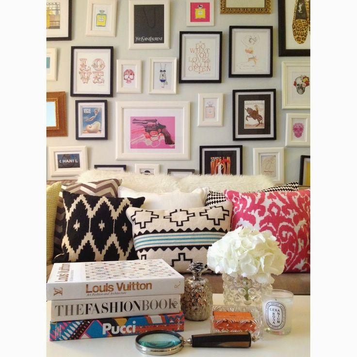 LET ME IN A Peek Inside Tara Leydons Stunning Boho Glam Home