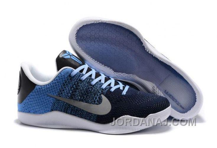 http://www.jordanaj.com/nike-kobe-11-brave-blue-metallic-silveruniversity-blue-lastest.html NIKE KOBE 11 BRAVE BLUE/METALLIC SILVER-UNIVERSITY BLUE DISCOUNT Only $99.00 , Free Shipping!