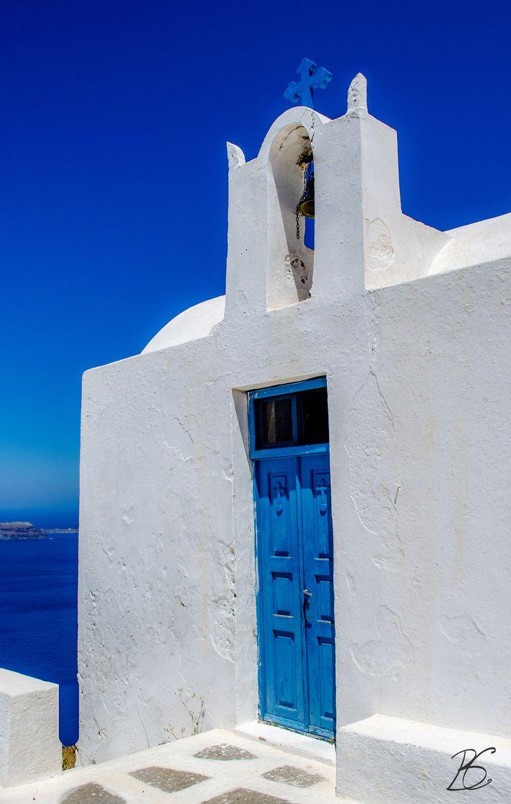 Agios Ioannis Apokefalistis - Imerovigli, Santorini