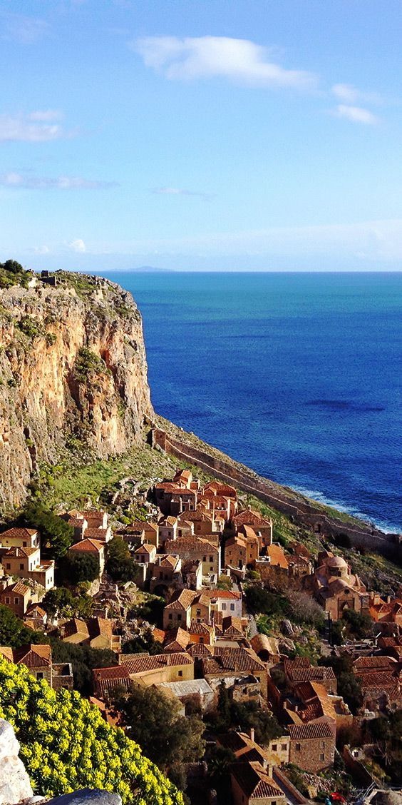 Monemvasia, Greece.   There are three museums in the Municipality of Monemvasia, the most important being the Monemvasia Archaeological Collection in the Monemvasia fortress, showing the town's historical development from the early Christian era until the Turkish occupation.