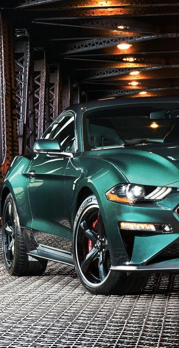 """2019 Ford Mustang """"Bullitt"""" Mustang bullitt, Ford"""