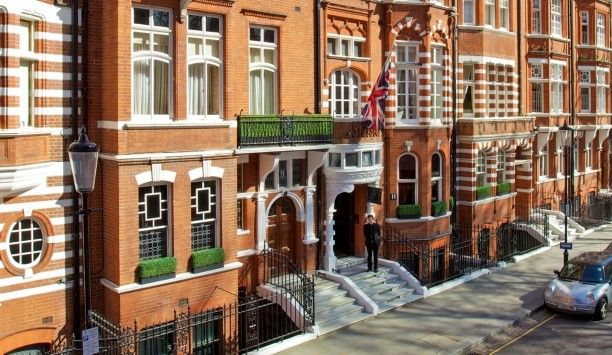 No 11 cadogan gardens london i love boutique hotels like this