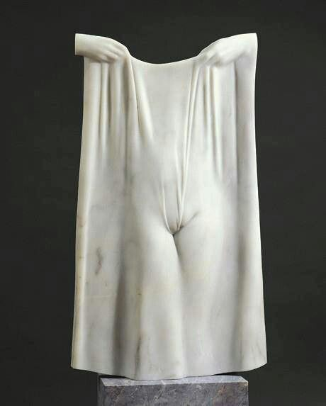 Ralph Brown ...the bride.....marble sculpture