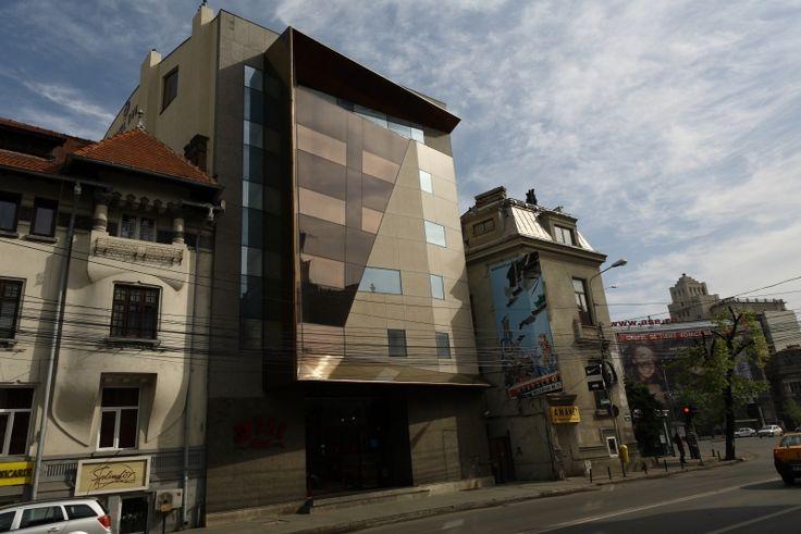 Duke Hotel Bucharest by Mac Popescu