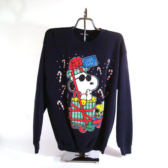 Cool christmas sweater