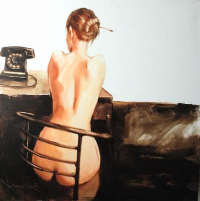 Model by Igor Shulman #oilpainting #shulman #shulmanart    #contemporaryart #fineart #eroticart