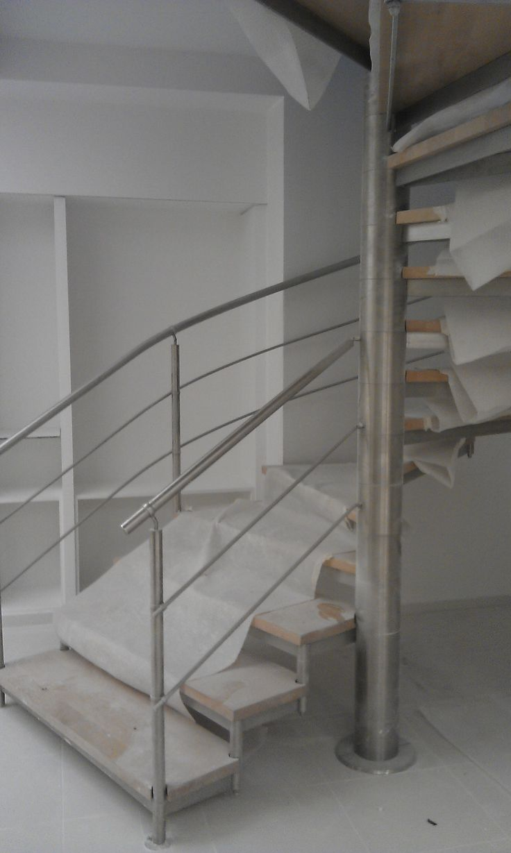 Stairs, Construction, Stainless Steel, Building, Ladder, Stairways,  Stairway, Staircases