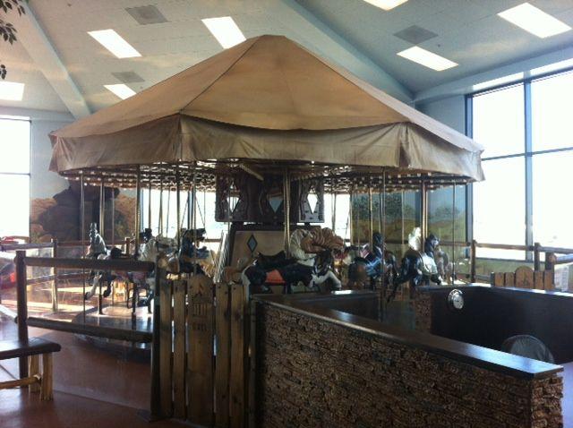 Carousel Parties at Victory Christian Center - Tulsa, OK