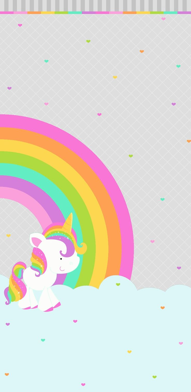 115 best Wallpaper Rainbows♡Unicorns ღ╰☆╮ღ images on ...