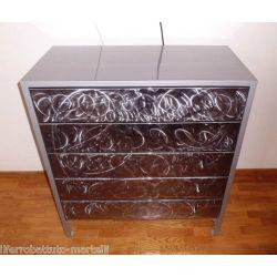 Wrought Iron Dresser. Customize Realizations. 851