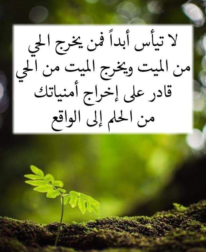 خواطر دينية قصيرة مزخرفة Arabic Words Quotes Arabic Quotes