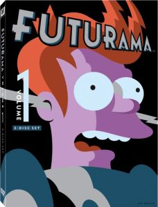 Watch Futurama Season 1 (1999) full episodes online