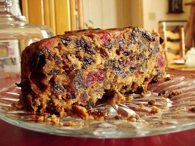 St. Francis Dark Fruit Cake Recipe by Fatfree n' Guiltless   ifood.tv