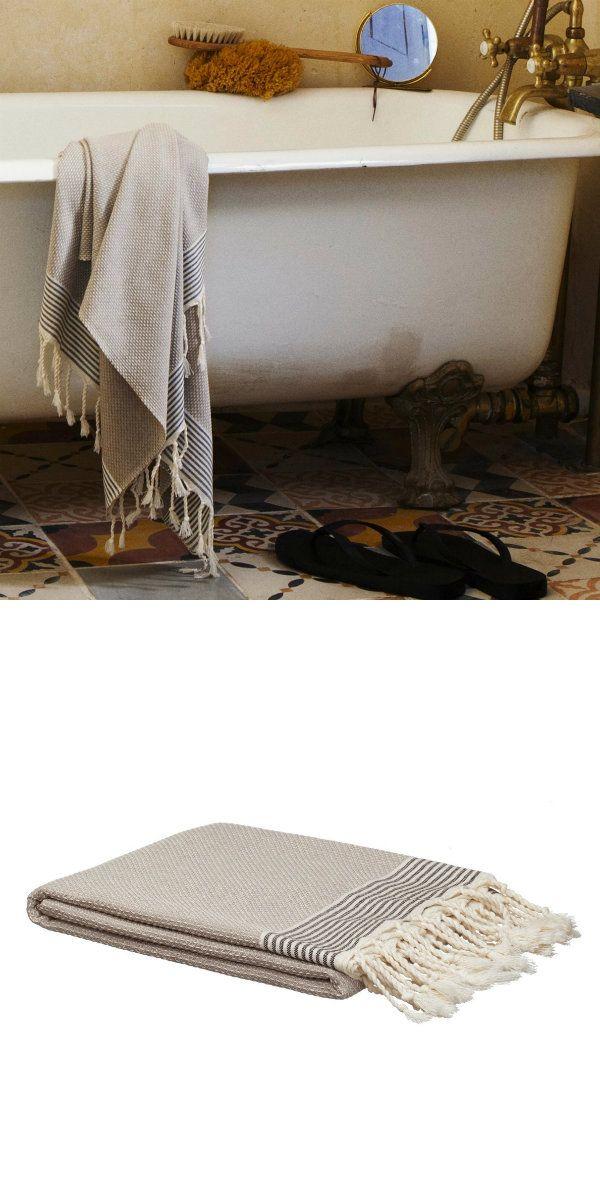 Hamamtuch von URBANARA. Das perfekte Valentinstag Geschenk. // The perfect Valantine's Day gift. Hammam towel from URBANARA.