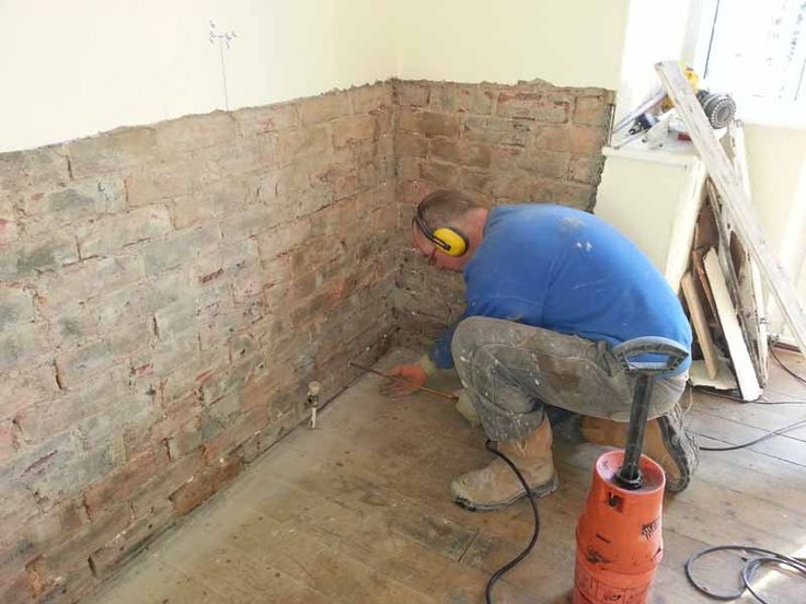 44 best rising damp treatment images on pinterest rising damp get the proper treatment of damp by helping damp treatment course to protect your house from solutioingenieria