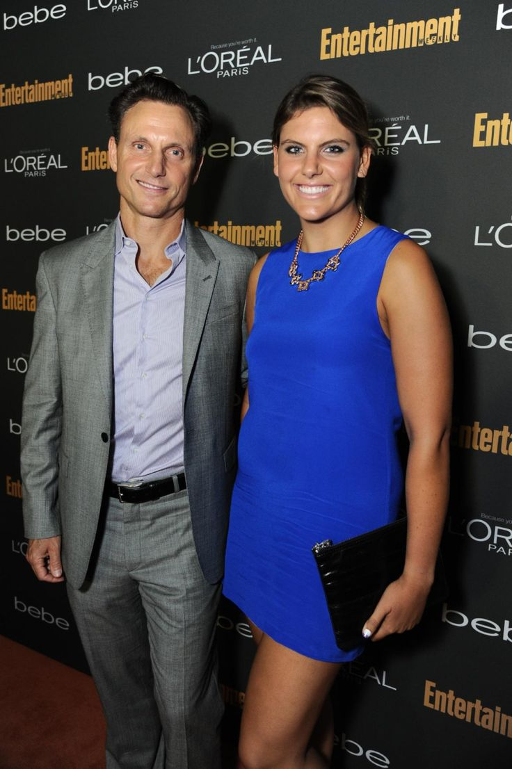 Tony goldwyn wife 2013