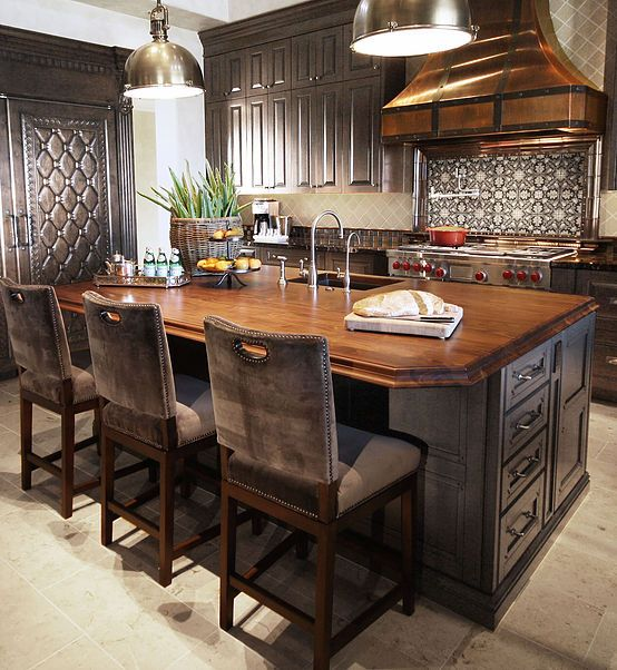 Spanish Colonial Kitchen By Heather Ryan, H. Ryan Studio. Residential U0026  Commercial Design