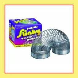 Slinky, got one in my stocking, just about every Christmas.
