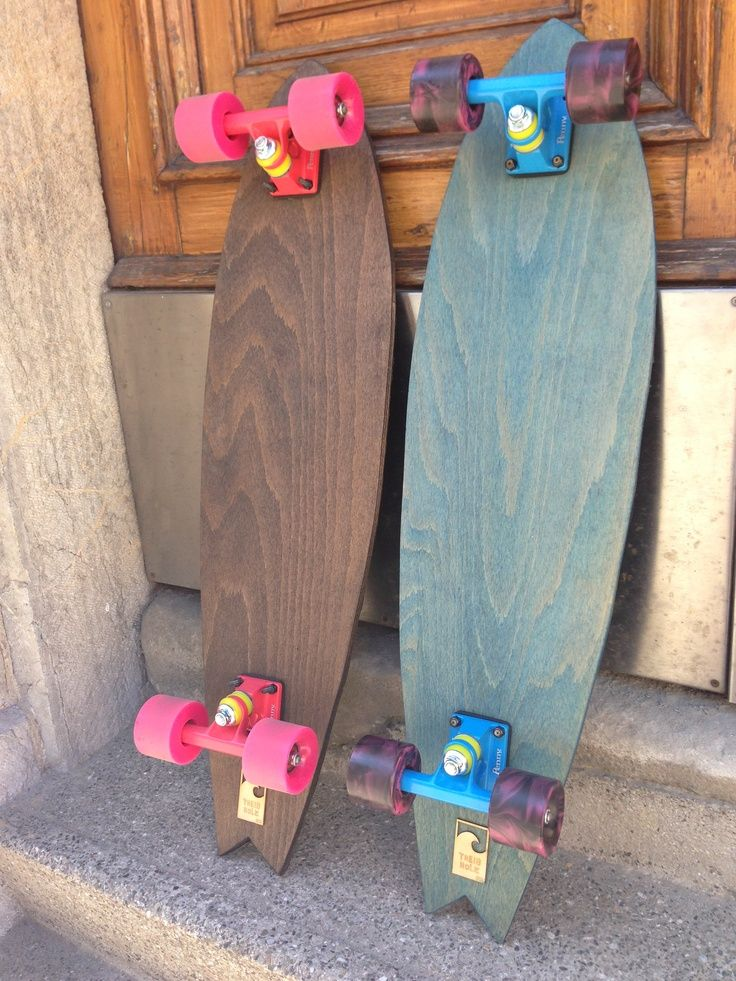 would love to be able to make my own longboard..